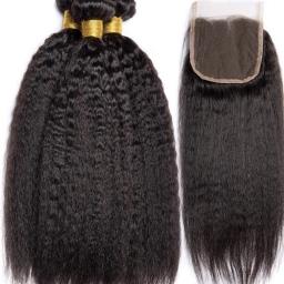 Kinky Straight Wig